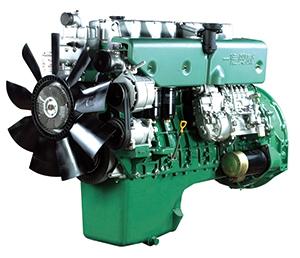 Bắt đầu kinh doanh lần thứ ba Sản xuất thử nghiệm thành công động cơ diesel CA6DL