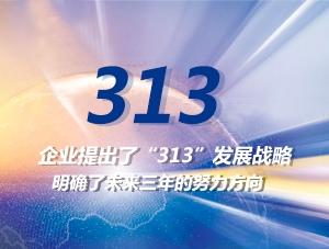 """Doanh nghiệp đưa ra chiến lược phát triển """"313"""" Làm rõ định hướng phát triển trong ba năm tới"""