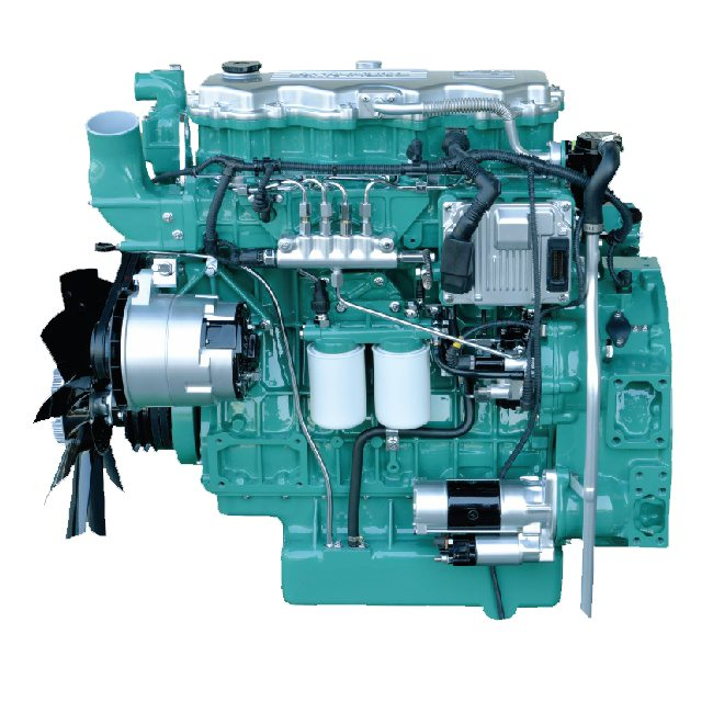 EURO V Vehicle Engine CA4DLD series