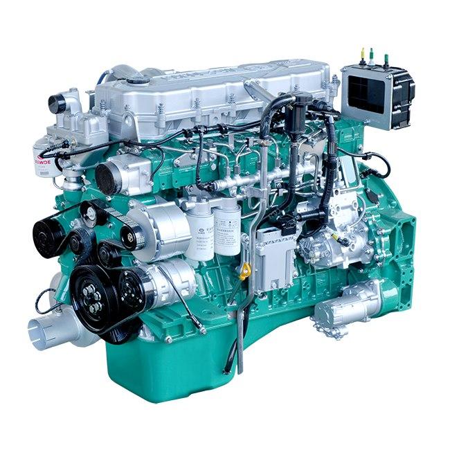 EURO IV Vehicle Engine CA6DL2 series