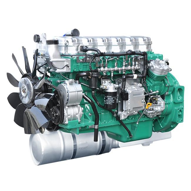 EURO IV Vehicle Engine CA6DLD series