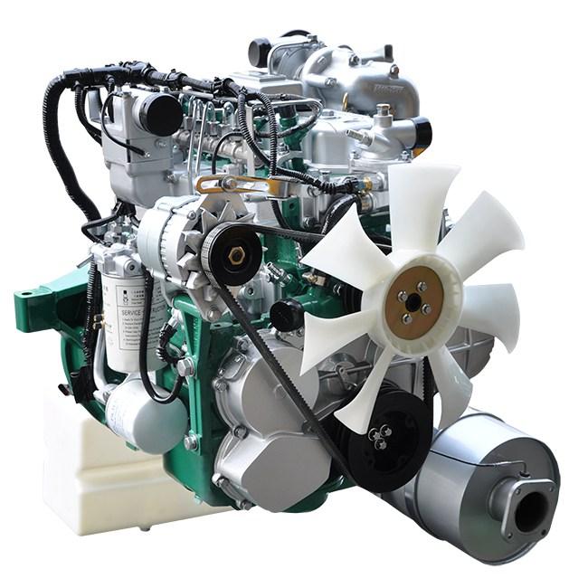 EURO IV Vehicle Engine 4DX series
