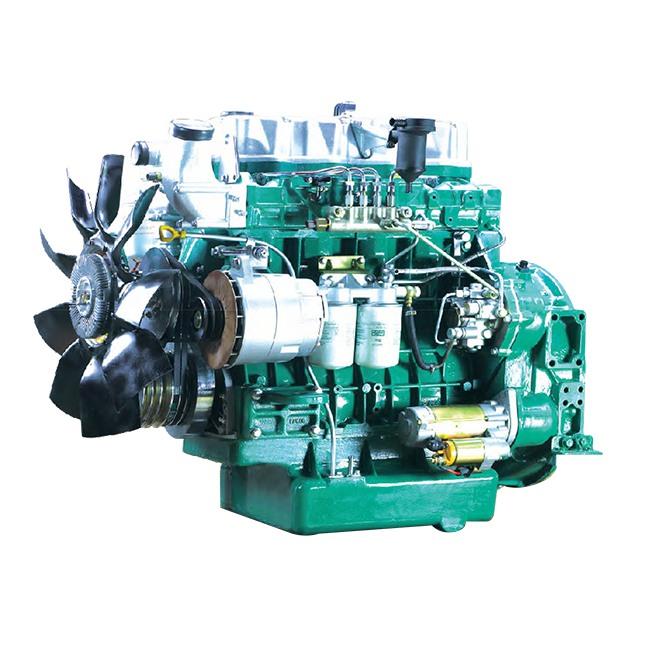 EURO III Vehicle Engine CA4DL series