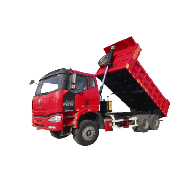 [Dump Truck]Cab Over Engine Truck 6x4 Heavy Load