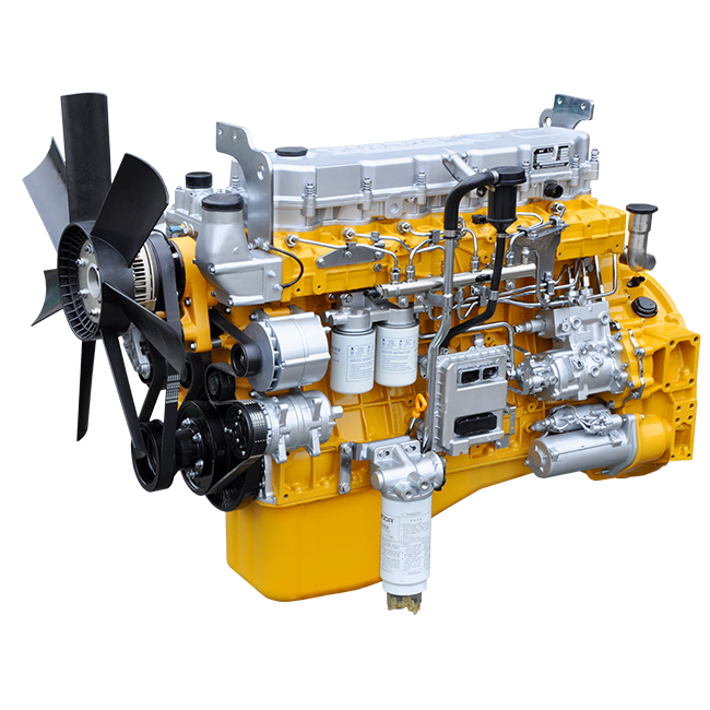 Harvester Engine